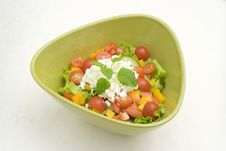 Free Fresh Salad Royalty Free Stock Photography - 2819787