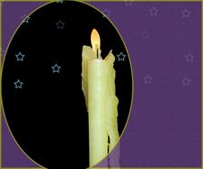 Free Candle Royalty Free Stock Photos - 2819918