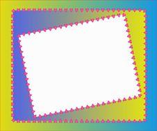 Free Heart Frames Stock Image - 2819971