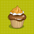 Free Cupcake Royalty Free Stock Photo - 28106265
