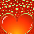 Free Valentines Day Background. Stock Image - 28108841