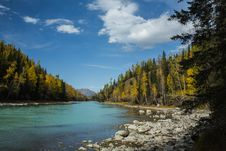 Free Kanasi In Xinjiang Scenery Royalty Free Stock Image - 28100356