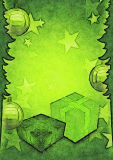 Free Christmas Night Stock Image - 28101921