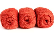 Free Skeins Of Wool Stock Photography - 28101962