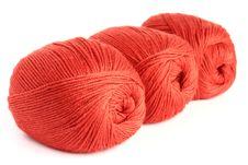 Free Skeins Of Wool Royalty Free Stock Image - 28101966