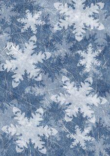 Free Snowflakes Royalty Free Stock Photos - 28101998