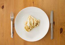 Free Pancake Royalty Free Stock Photos - 28103278
