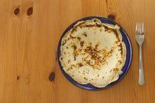Free Pancake Stock Image - 28103281