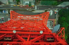 Free From Tokyo Tower Stock Photo - 28104870