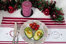 Free Christmas Board Royalty Free Stock Images - 28107309