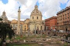 Free Santa Maria Di Loreto Stock Photography - 28107892
