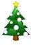 Free Christmas Tree Royalty Free Stock Photography - 28102027