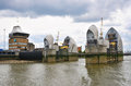 Free Thames Barrier Stock Photo - 28110890