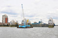 Free Thames Barrier Stock Image - 28111031