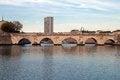 Free Historical Roman Tiberius&x27; Bridge Royalty Free Stock Photos - 28113468