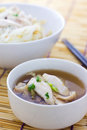 Free Chicken Soup Stock Image - 28115641