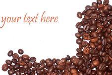 Free Coffee On White Background Stock Photos - 28111943