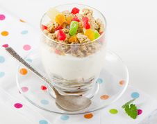 Free Healthy Breakfast Stock Photo - 28116960