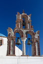 Free Church Of Santorini, Greece Royalty Free Stock Image - 28120436