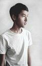 Free Portrait Of Asian Guy Stock Image - 28129031