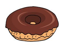 Free A Donut Stock Image - 28121411