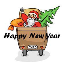 Free Santa Claus Stock Images - 28123464