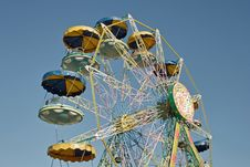 Free Giant Ferris Wheel Royalty Free Stock Images - 28124269