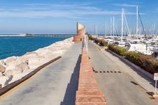 Free Port Of Rimini Royalty Free Stock Photos - 28126898