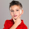 Free Portrait Of Adorable Young Beautiful Boy Stock Photos - 28120283