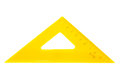 Free Modern Yellow Triangle Stock Photography - 28138882