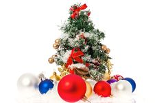 Free Christmas Tree Stock Photos - 28130503