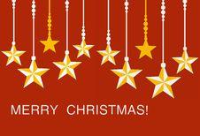 Free Christmas Stars Stock Images - 28134234