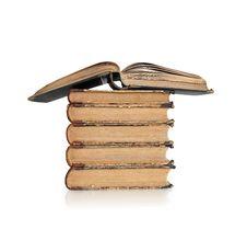 Free Antique Books Stock Images - 28134374