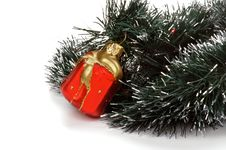 Free Christmas Decoration Royalty Free Stock Photography - 28134807