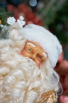 Free Toy Santa Claus Royalty Free Stock Images - 28138969