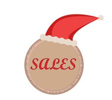 Free Christmas Sales Banner Stock Photo - 28141380