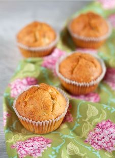 Free Muffins Royalty Free Stock Image - 28143276
