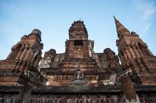 Free Sukhothai Historical Park Stock Photos - 28143623