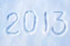 Free New Year - 2013. Stock Photos - 28144033
