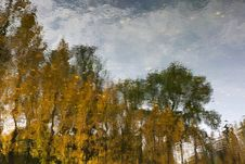 Free Landscape Reflection In Lake Royalty Free Stock Images - 28146439