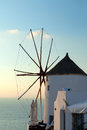 Free Greek Windmill Royalty Free Stock Photography - 28154737