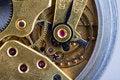 Free Old Clock Mechanizm Royalty Free Stock Photography - 28157297