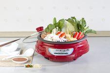 Free Sukiyaki Japanese Food Style Royalty Free Stock Image - 28150226