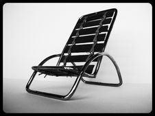 Free Metal Seat Stock Photos - 28154823