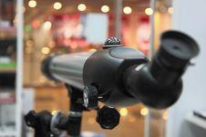 Free Telescope. Stock Photos - 28156123