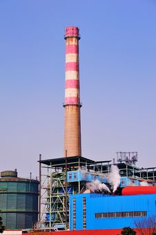 Free Thermal Power Plant Stock Photos - 28157343