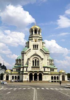 Free Alexander Nevsky Cathedral Royalty Free Stock Photos - 28159398