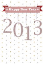Free New Year 2013 Stock Images - 28169454