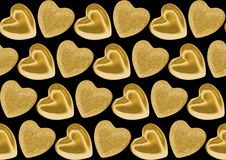 Free Hearts Seamless Pattern Stock Photo - 28160470