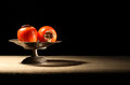Free Persimmons In Bowl Royalty Free Stock Images - 28170639